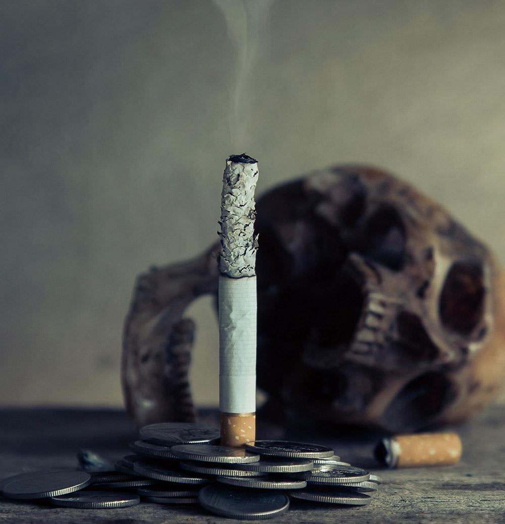 Hygiène de vie arrêter fumer